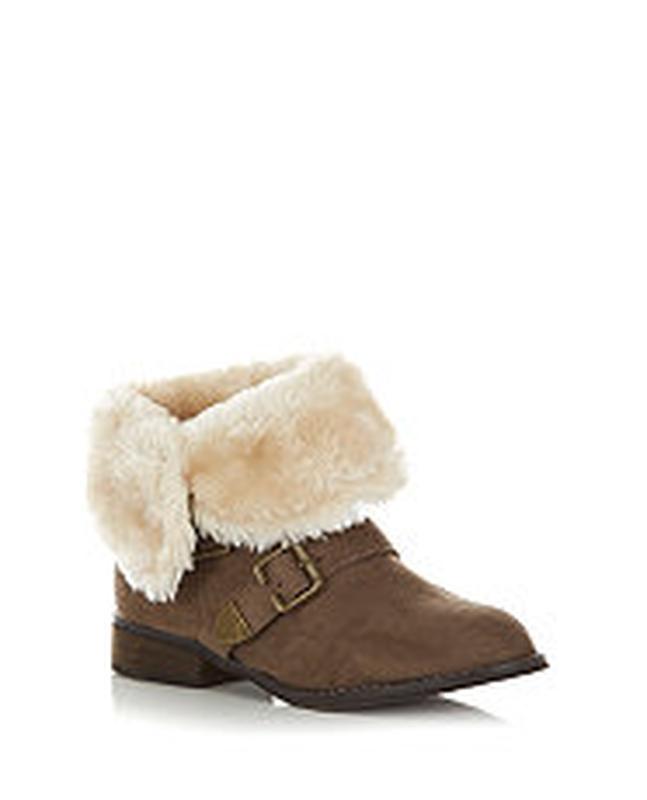 Ботинки для девочки new look