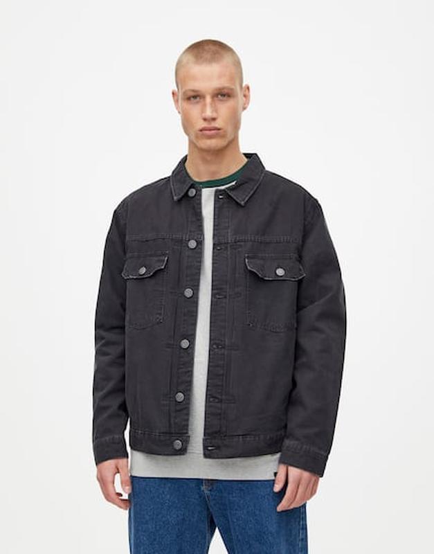 Куртки пиджаки мужские pull&bear испания
