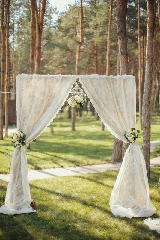 Оформление свадьбы, выездной церемонии, фотосессии - Фото 5