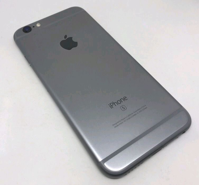 Apple iPhone 6S 16GB Space Gray - Фото 2