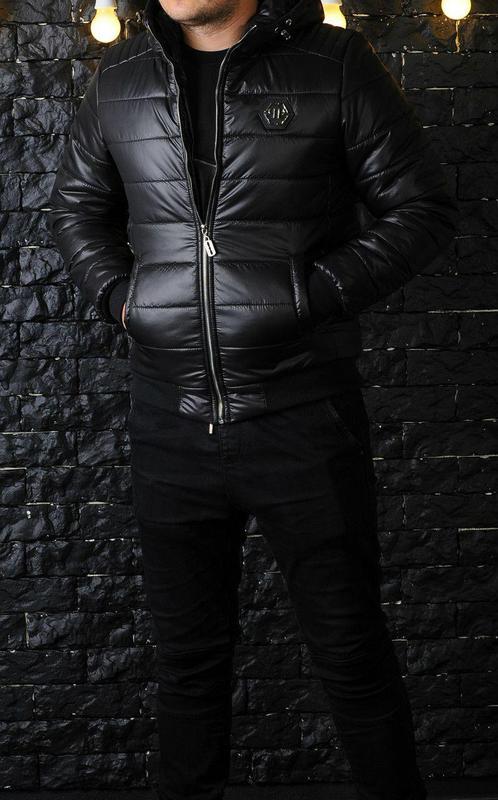 Мужская куртка Philipp Plein - Фото 5