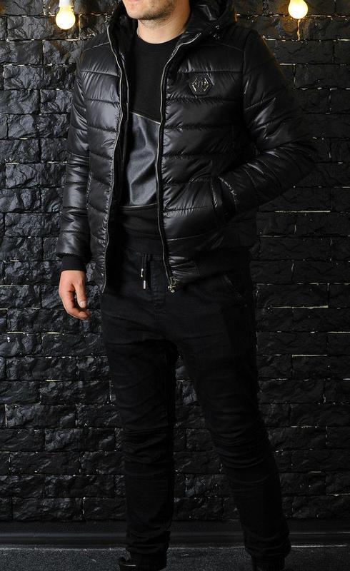 Мужская куртка Philipp Plein - Фото 4