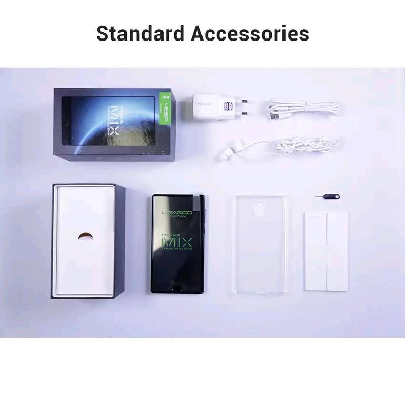 "LEAGOO KIICAA MIX 4G мобильный телефон 5,5 ""полный экран Android - Фото 3"