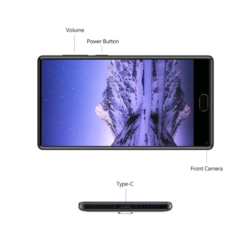 "LEAGOO KIICAA MIX 4G мобильный телефон 5,5 ""полный экран Android - Фото 4"