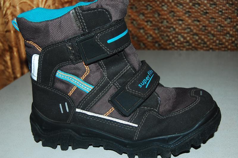 Зимние термо ботинки superfit 33 размер