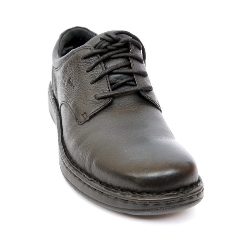 28.0 b. o. c reid oxford мужские черные туфли кожа born оригин...