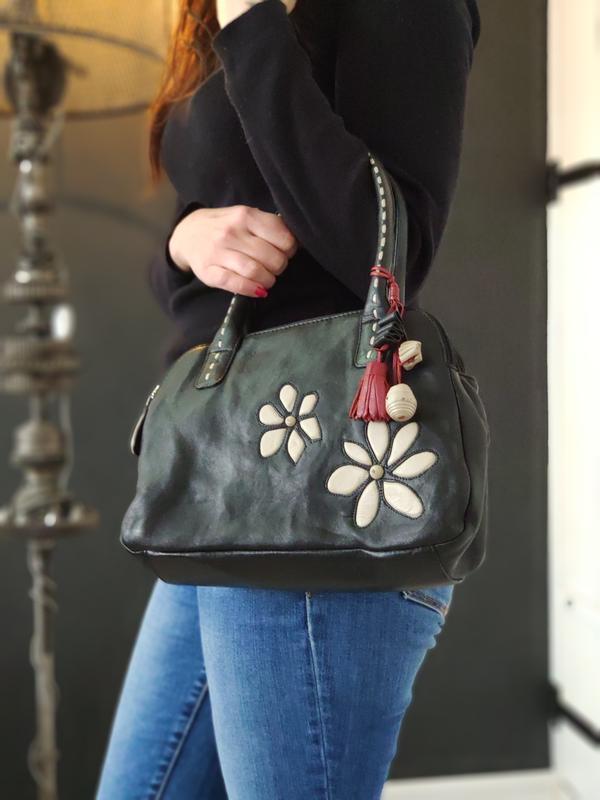 Debenhams 100% оригинальная кожаная сумка.