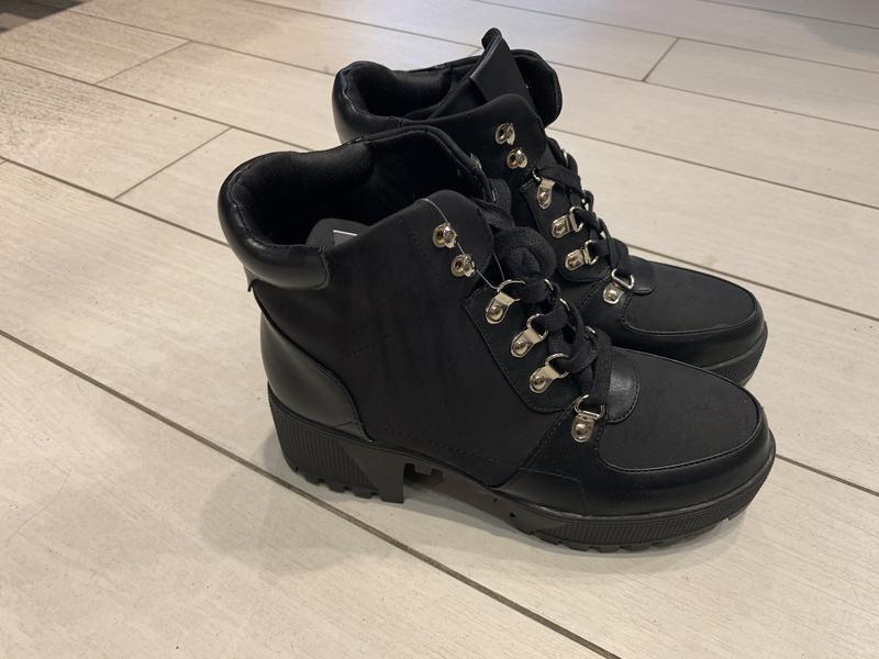 Удобные ботинки на среднем каблуке ботильоны сапоги house есть...