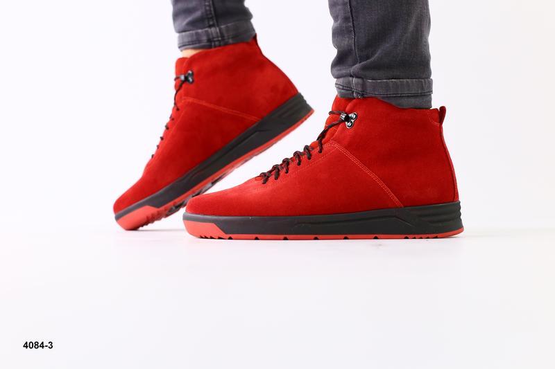 Мужские зимние ботинки - Фото 6