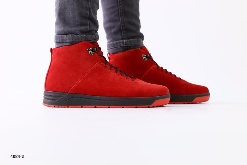 Мужские зимние ботинки - Фото 7