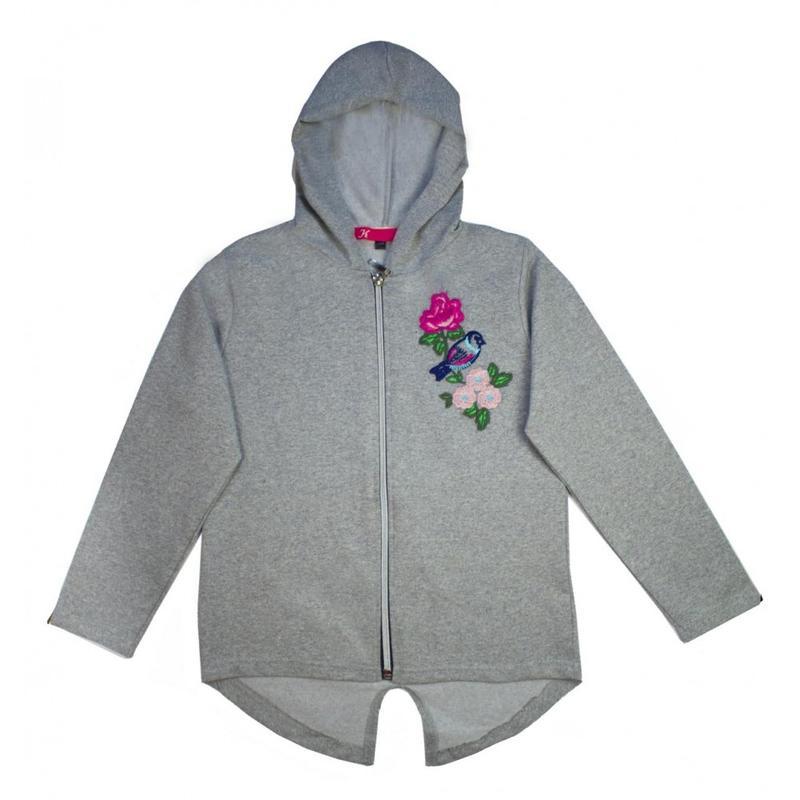 Кофта для девочки на 5-10 лет (004195)
