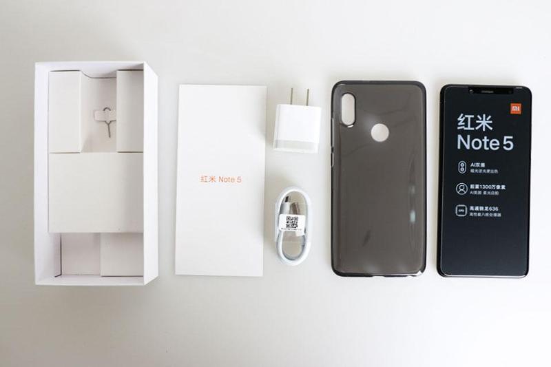 Xiaomi Redmi Note 5 Rose Gold 4\64Gb 5.99 Snap S636 Octa Core 400 - Фото 3