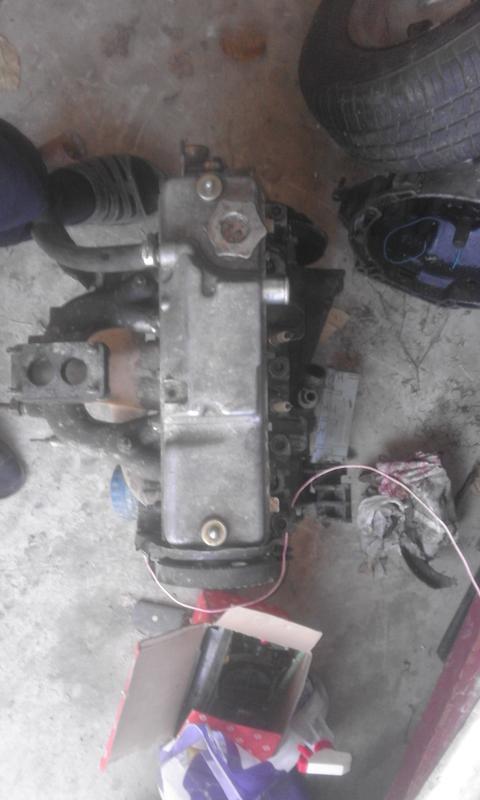 Мотор и коробку до ВАЗ 2109