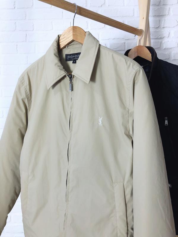Мужская куртка от yves saint laurent  оригинал - Фото 3