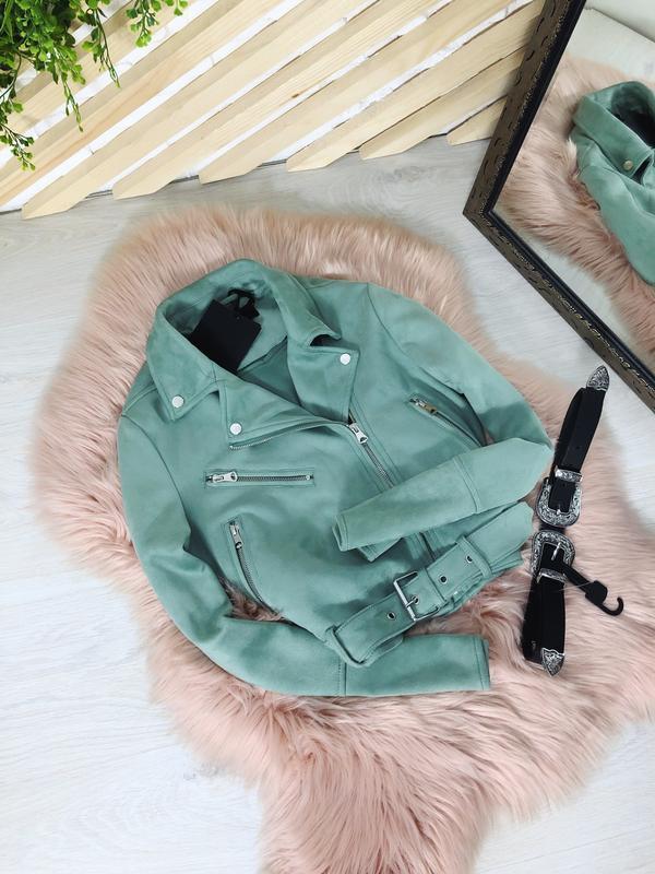 Куртка, косуха от pull&bear новая