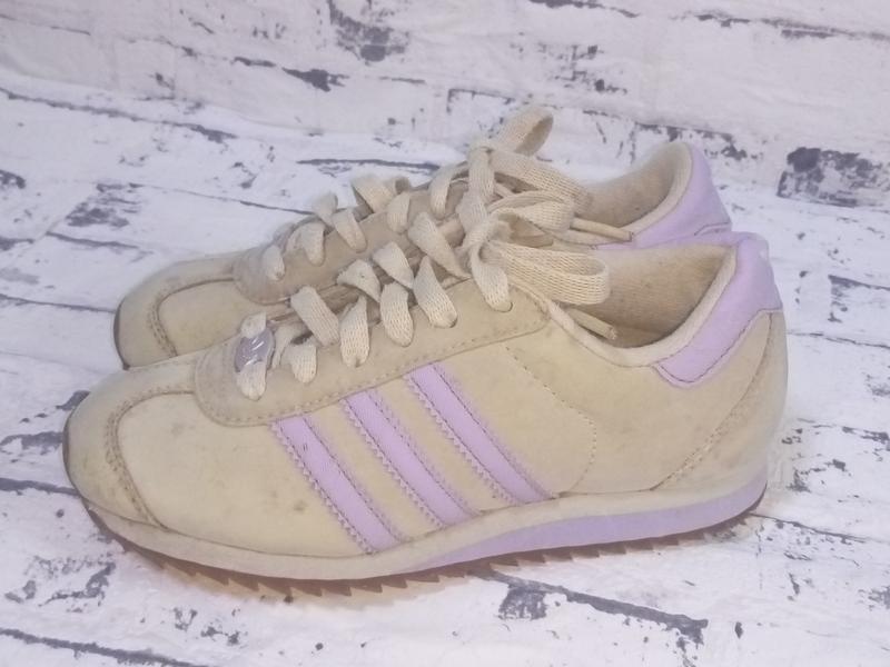 Фирменные кроссовки адидас.оригинал!30-31 размер.унисекс.