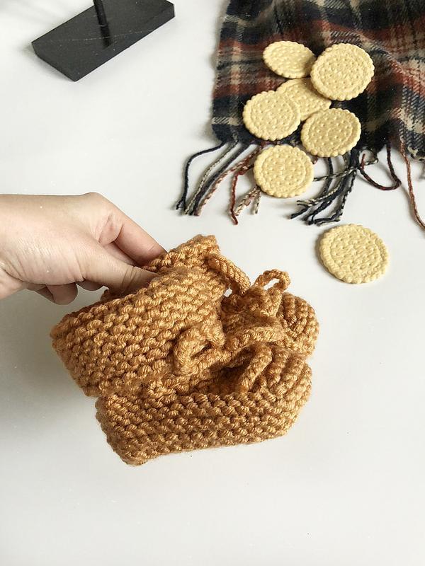 Обалденные теплые карамельные пинетки hand made (ручная работа!) - Фото 6
