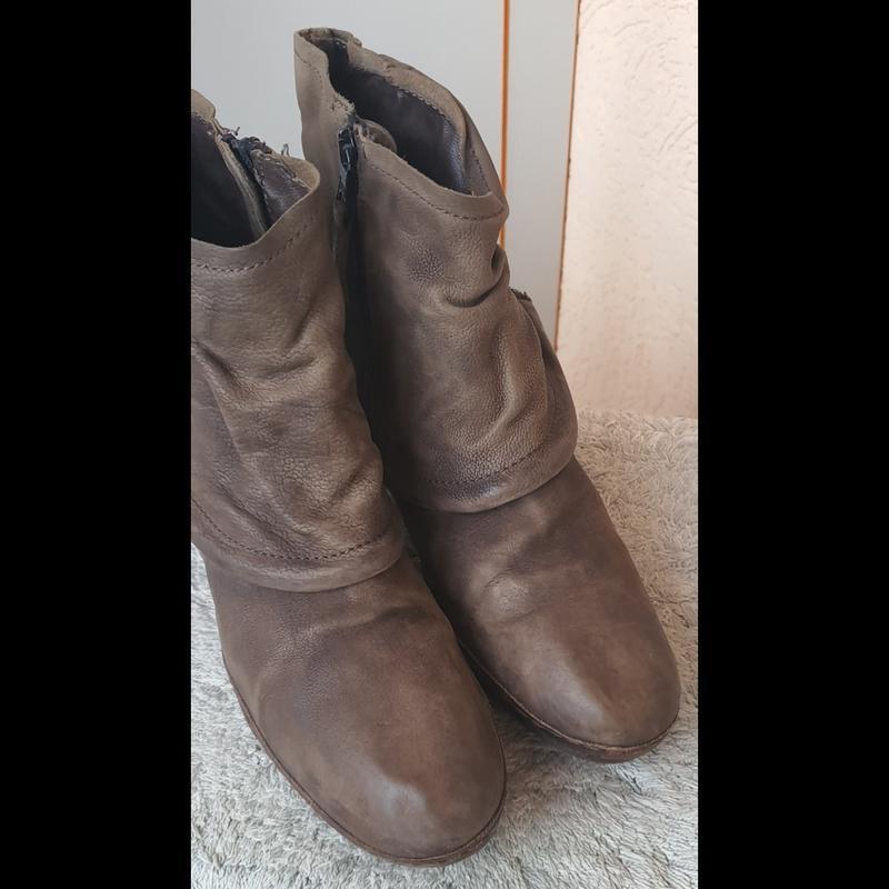 Airstep, ботинки, кожа, размер 40 - Фото 3