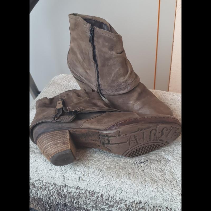 Airstep, ботинки, кожа, размер 40 - Фото 5