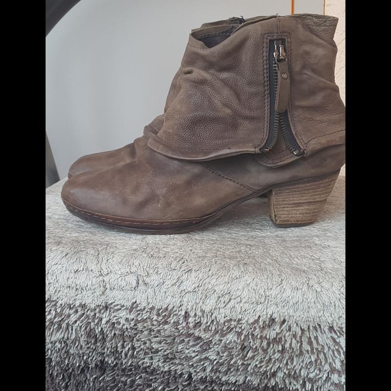 Airstep, ботинки, кожа, размер 40 - Фото 6