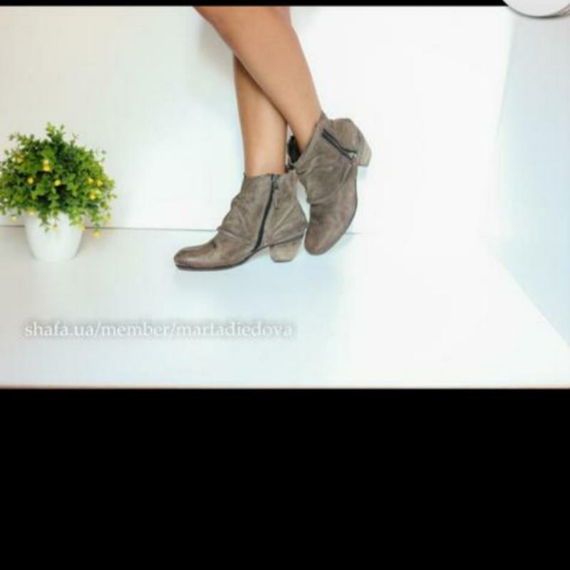 Airstep, ботинки, кожа, размер 40 - Фото 8