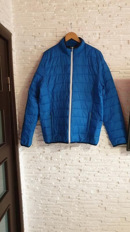 Яркая легкая куртка cropp town - Фото 3