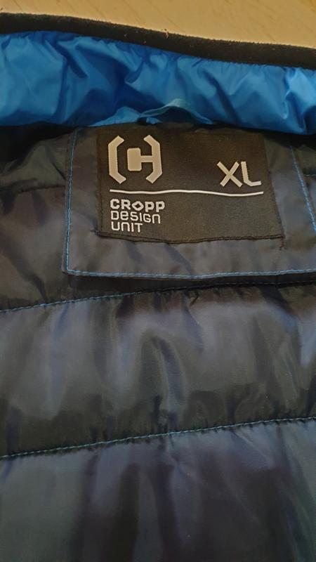 Яркая легкая куртка cropp town - Фото 8