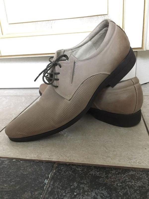 Мужские туфли chester
