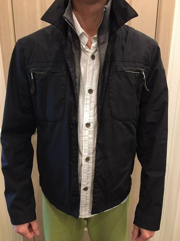 Мужская куртка united colors of beneton