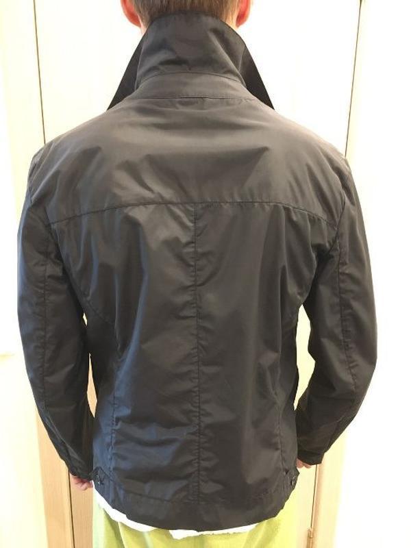 Мужская куртка united colors of beneton - Фото 2