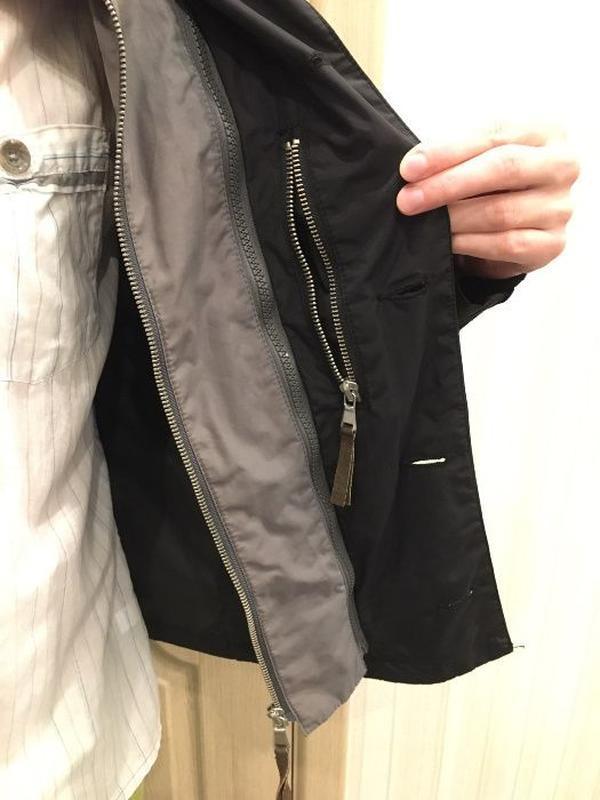 Мужская куртка united colors of beneton - Фото 6