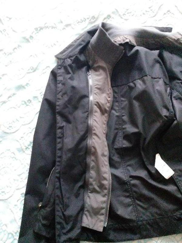 Мужская куртка united colors of beneton - Фото 7