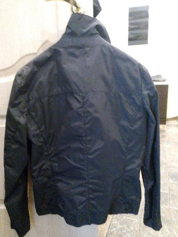 Мужская куртка united colors of beneton - Фото 8