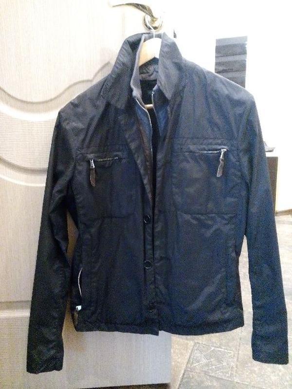 Мужская куртка united colors of beneton - Фото 9