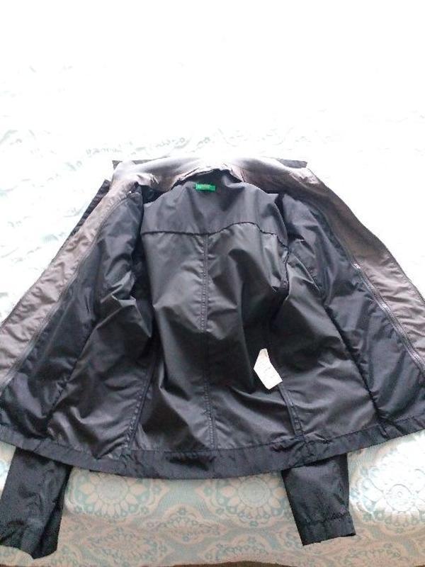 Мужская куртка united colors of beneton - Фото 10