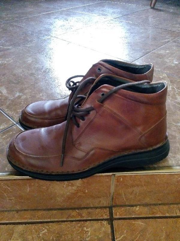 Мужские осенние ботинки рikolinos - Фото 2