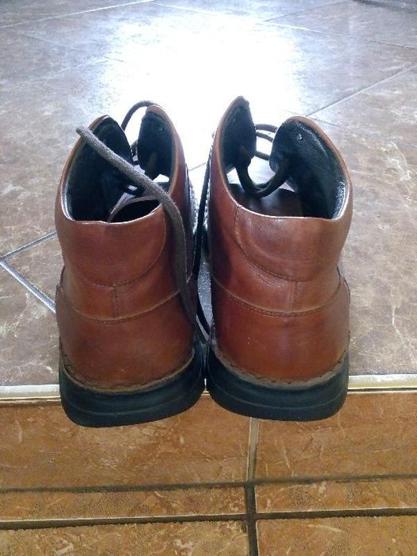Мужские осенние ботинки рikolinos - Фото 3