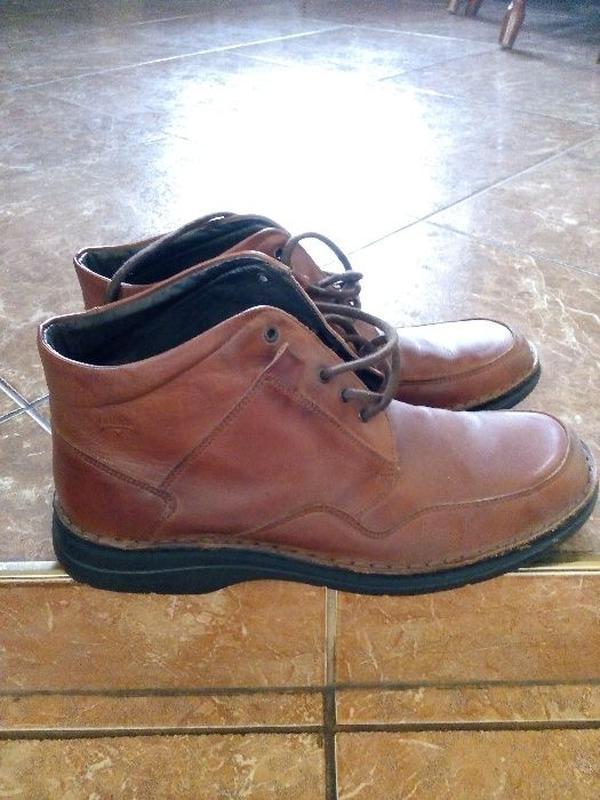 Мужские осенние ботинки рikolinos - Фото 4