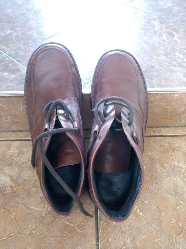 Мужские осенние ботинки рikolinos - Фото 5