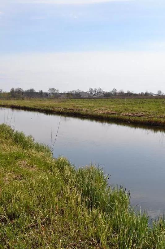 Земельна ділянка біля р.Карань