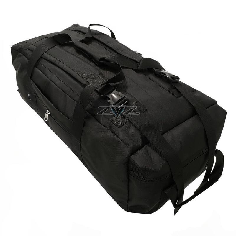 Усиленная сумка-рюкзак Tactic-80л