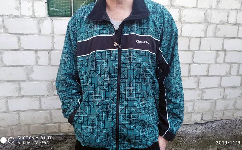 Куртка ветровка GONSO р.M Original