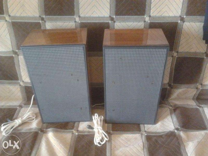 Колонки акустические 15АС-204 новые