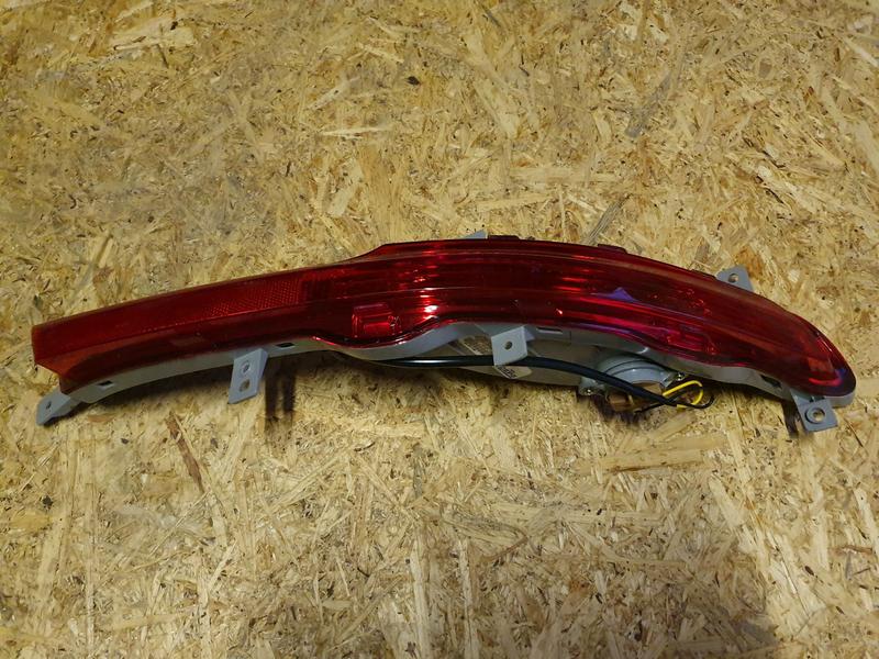 Reflector Assembly RH/Pass Fits 11 14 Kia Sportage 323-2903R-AC