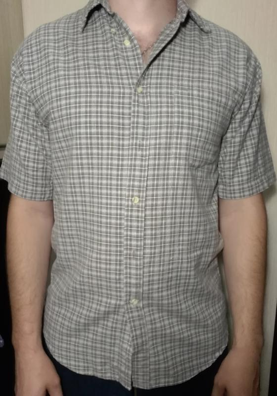 Тенниска, рубашка мужская с коротким рукавом croft&barrow (s 3...