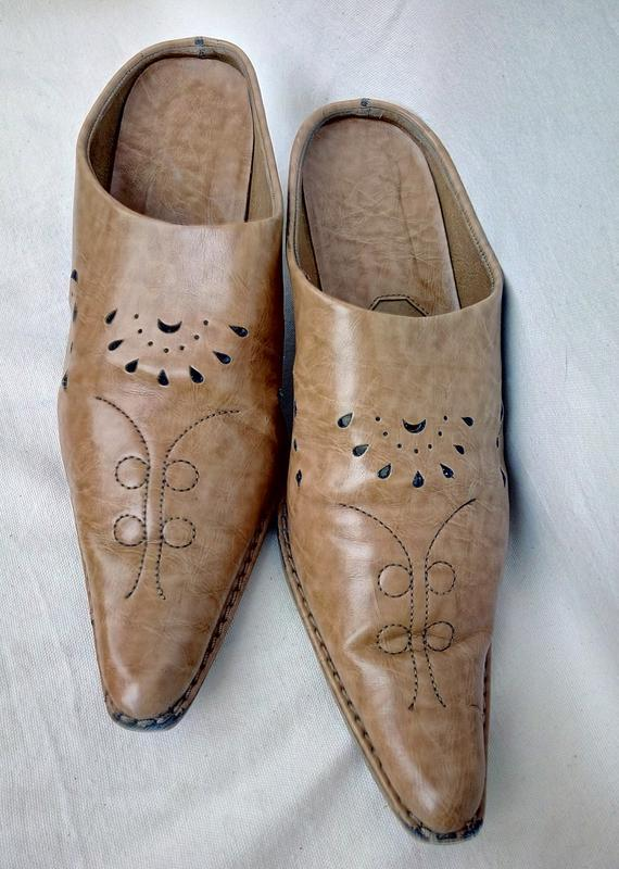 Туфли мюли размер 40