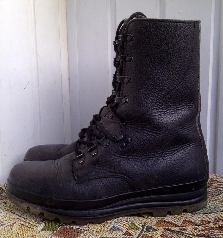 Армейские ботинки elgg
