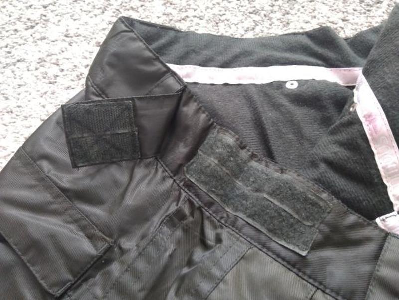 Женские зимние лыжные штаны с вышивкой. Snow Wave, размер L - Фото 4