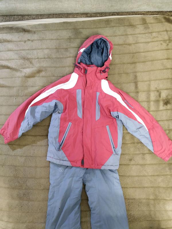 Детский горнолыжный костюм Glissade
