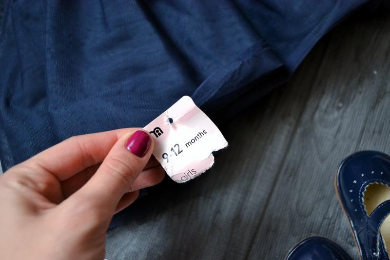Офигенное пышное платье mothercare 9-12месяцев на годик - Фото 5